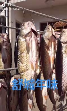 祝大家年年有鱼 六安舌尖上的美食 舒城的年味,你不得不佩服。