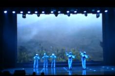 茶山新歌--六安市好朋友舞蹈队演出