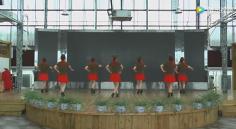 安徽站 六安金寨青山舞蹈队 饮酒欢歌