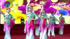 2020安徽省乡村春晚六安市裕安区专场:舞蹈《红红火火乡土情》