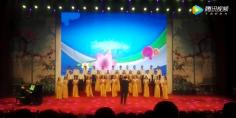 大合唱《飞来的花瓣》霍山教师合唱团