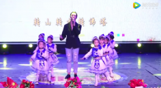 刘清沨演唱《那一世》 安徽六安小明星六一文艺演出现场版