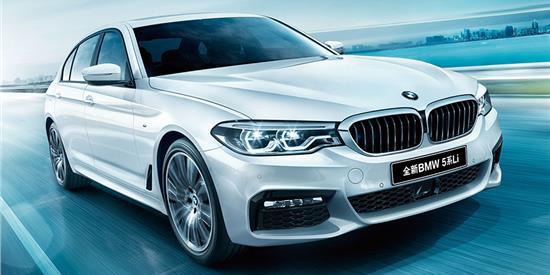 全新BMW 5系 時不我待